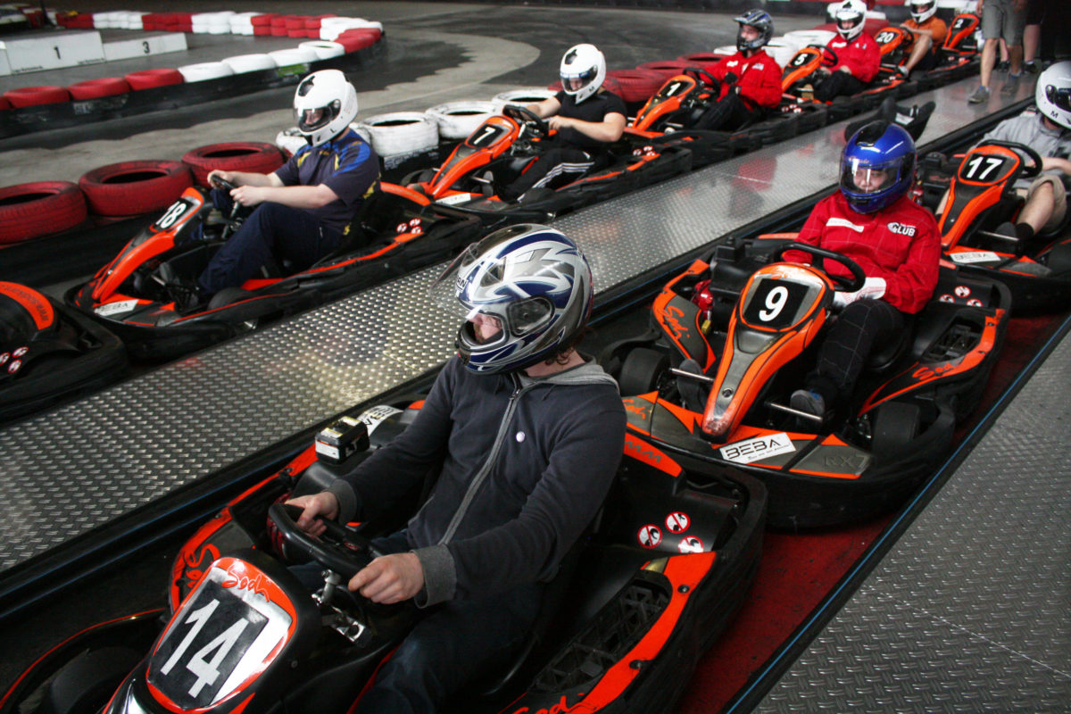 Kartracing 2015