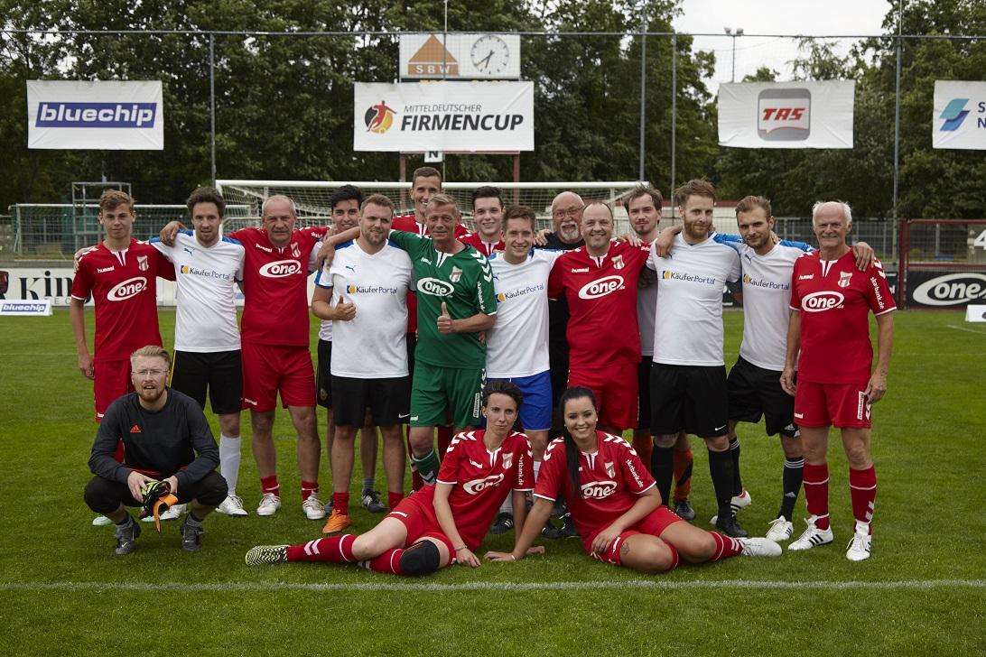 1. Mitteldeutscher Firmencup