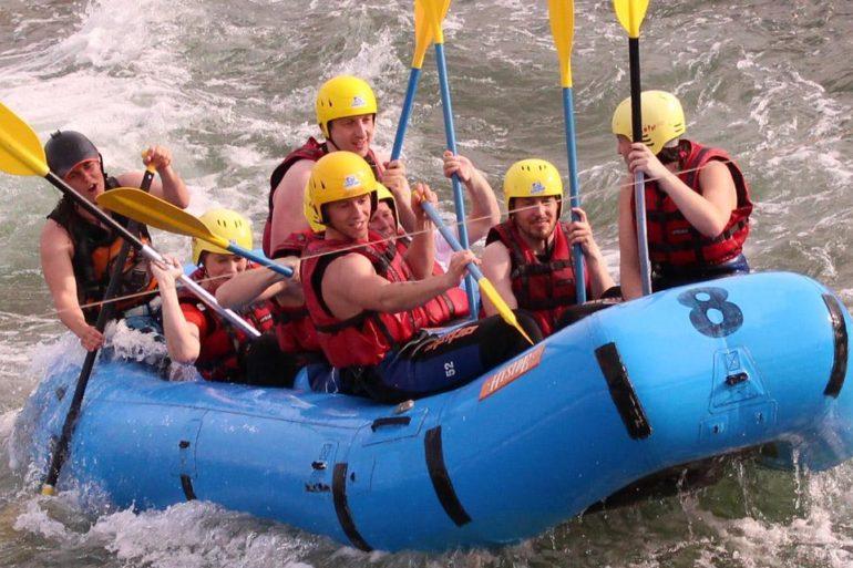 Rafting Markkleeberg